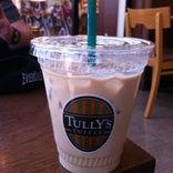 TULLY'S COFFEE フタバ図書アルティ福山店