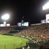 阪神甲子園球場 1塁アルプススタンド