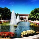 竹の台広場 (噴水前広場)