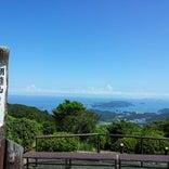 朝熊山 展望台
