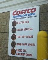 Costco Car Wash