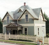 Bedstemor's House
