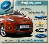 Car Key San Antonio