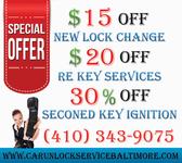 Car Unlock Service Baltimore