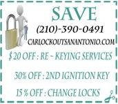 Car Lockout San Antonio