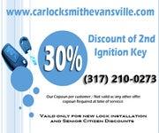Car Locksmith Evansville