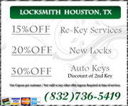 Houston Keys and Locks