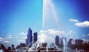 Clarence F. Buckingham Memorial Fountain
