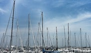Anita Dee II Yacht at Dusable Harbor