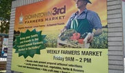 Downtown 3rd Farmers Market