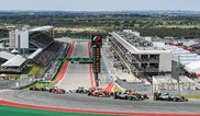 Grand Chapiteau at Circuit of The Americas