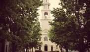 Gloucester's Unitarian Universalist Church Meetinghouse