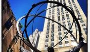 Rockefeller Center Plaza