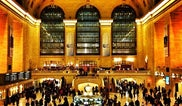 In front of Grand Central Station