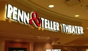 Penn & Teller Theater at the Rio