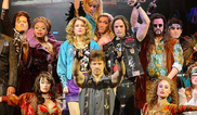Rock of Ages Theatre at the Venetian Las Vegas Tickets