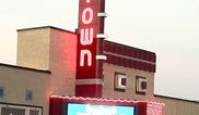 The Uptown Theater in Grand Prairie