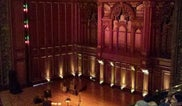 Jordan Hall at New England Conservatory