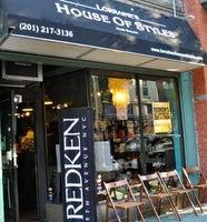 House of styles hair salon House style