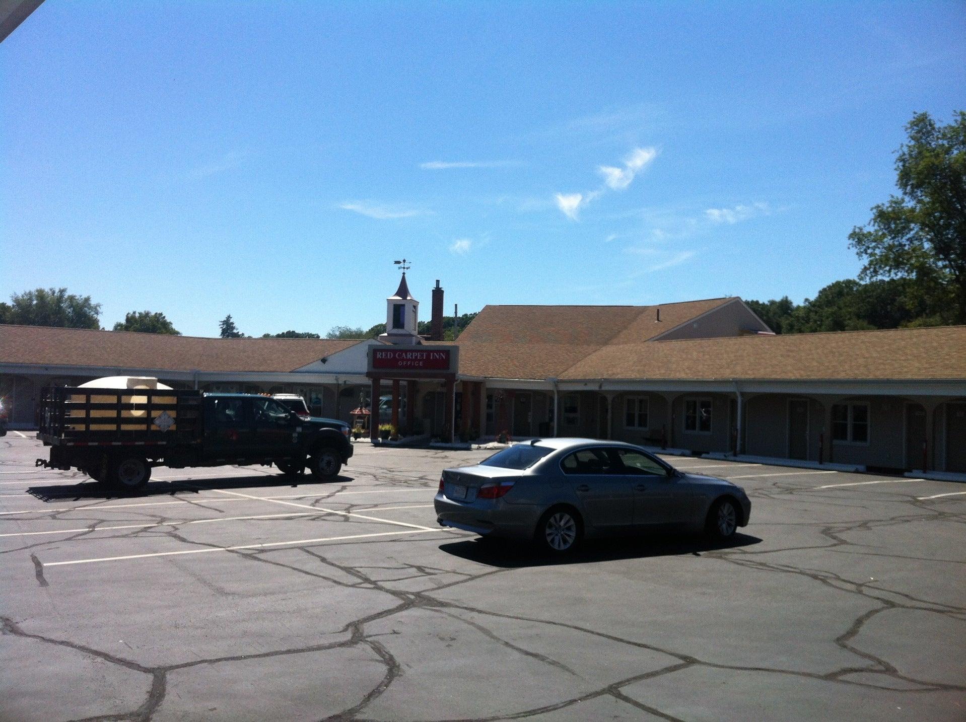 Red Roof Inn Plus West Springfield