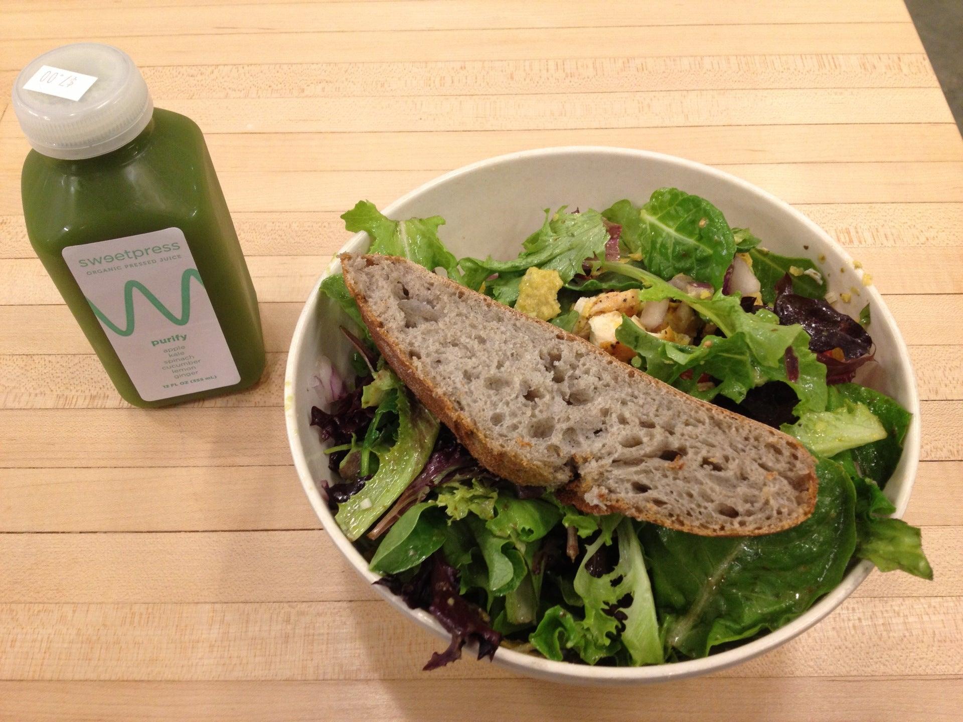 White apron dc nutrition - Foursquare
