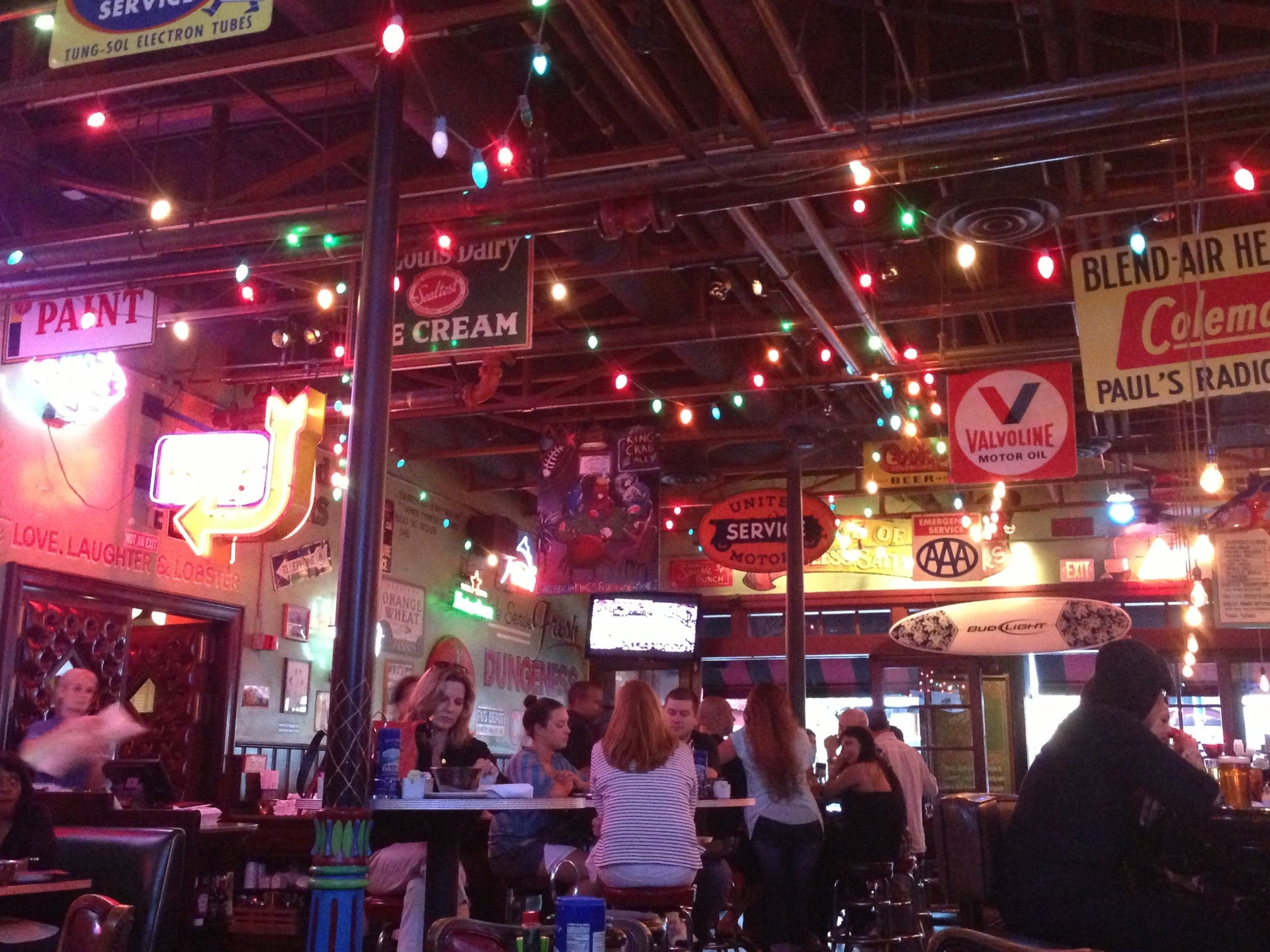 King 39 s fish house at 100 w broadway pine ave long beach ca for King fish long beach