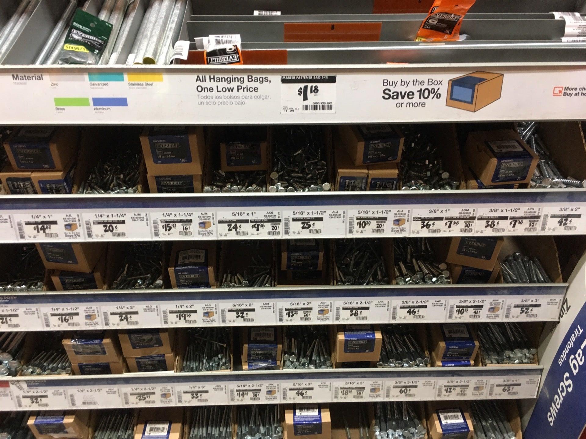 The Home Depot at 1111 Fry Rd Katy TX