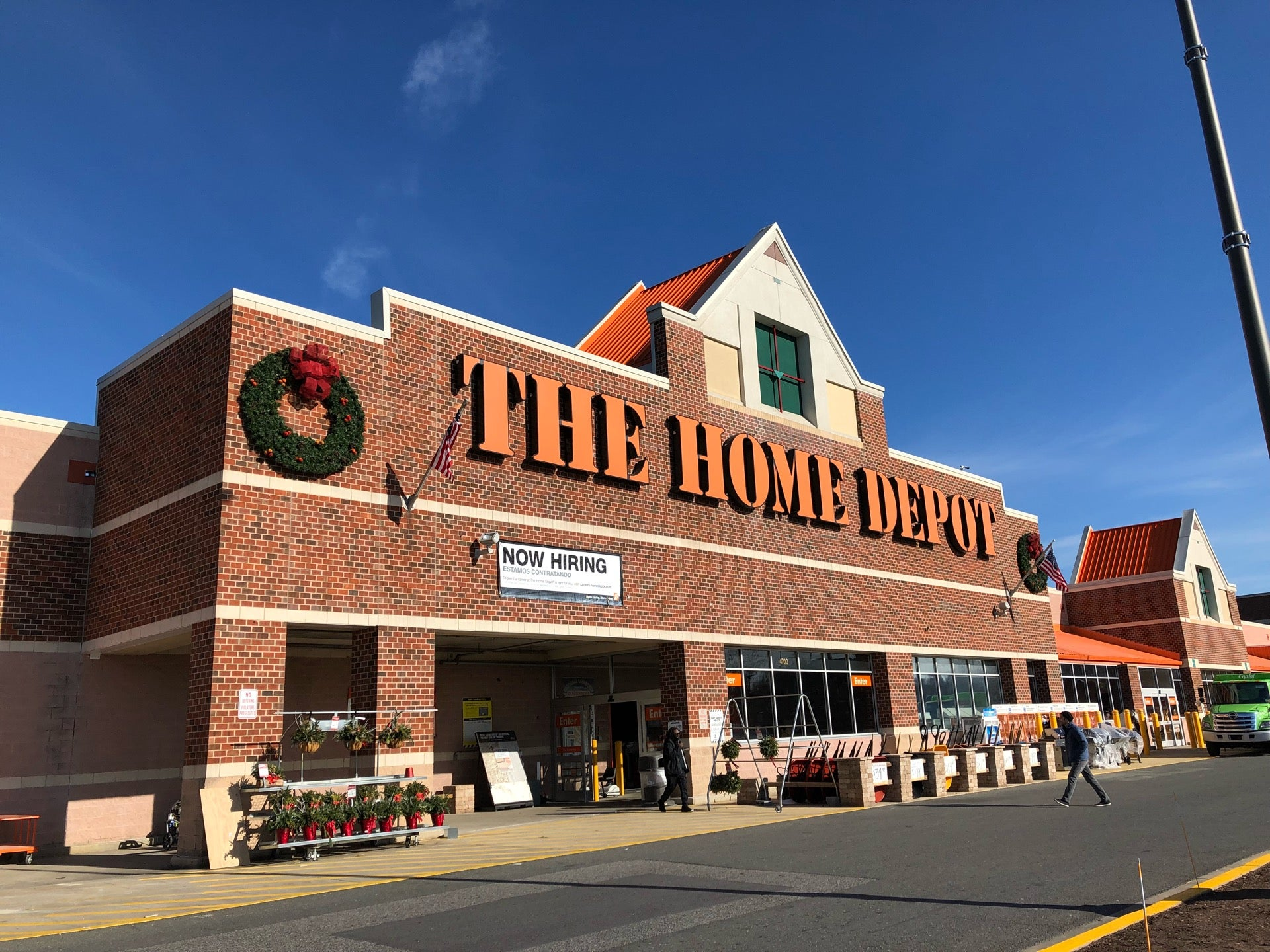 The Home Depot at 4700 Cherry Hill Rd College Park MD
