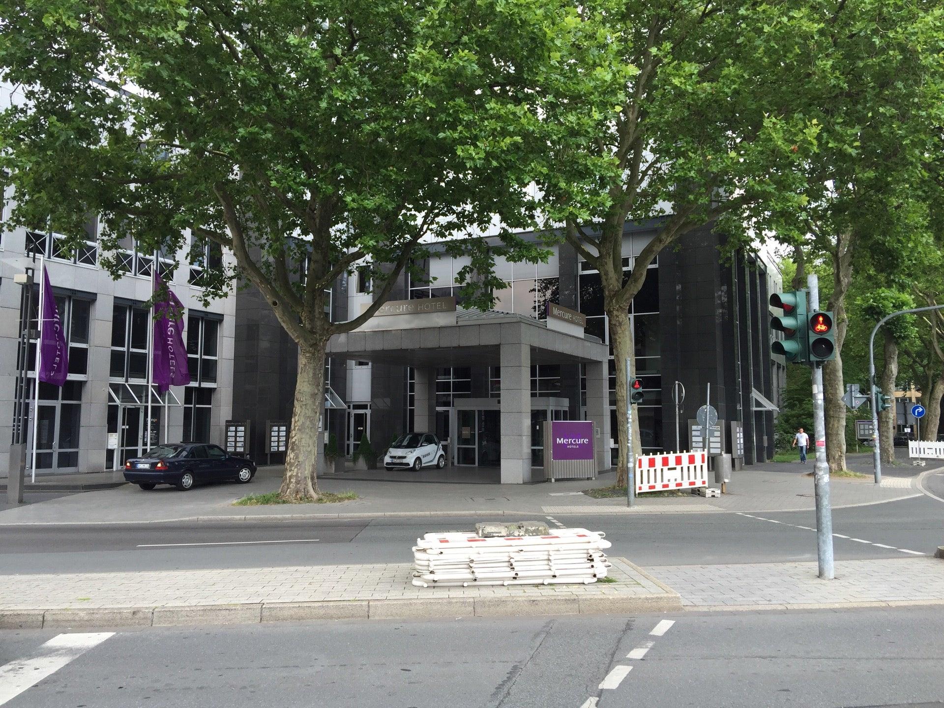 Mercure Hotel Hannover Mitte Parken