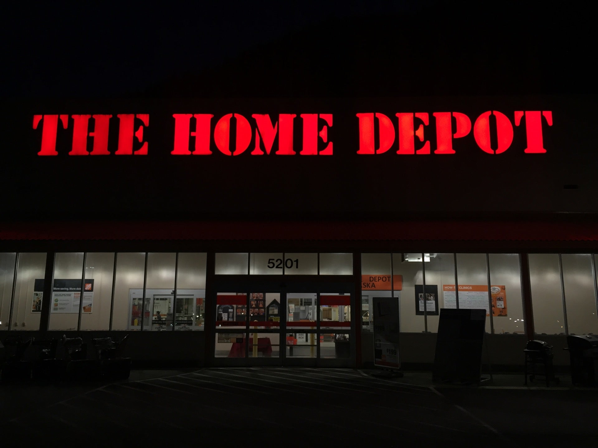 The Home Depot at 5201 Commercial Blvd Juneau, AK - The Daily Meal