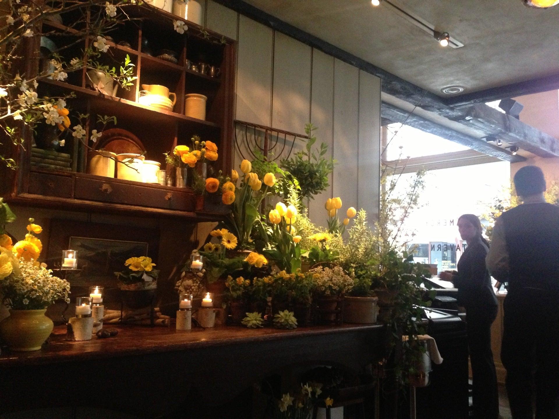 Gramercy Tavern Restaurant Week Menu