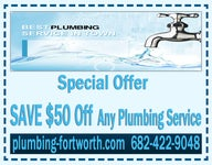 Plumbing Fort Worth