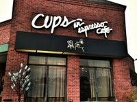 Cups, an Espresso Café