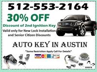 Auto Key in Austin