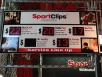 Sport Clips Haircuts of Jonesboro