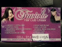 Faviola Hair Cuts Unisex
