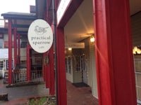 Practical Sparrow Cafe