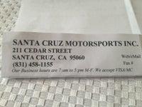 Santa Cruz Motorsports Inc.
