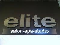 elite salon spa studio