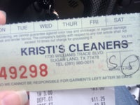 Kristi's Cleaners