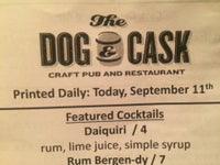 The Dog & Cask