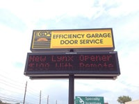 Efficiency Garage Door Service