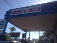 Wong's Auto Service