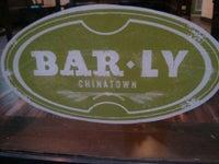 Bar Ly Chinatown
