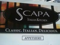 Scapa Italian Kitchen