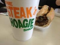 The Steak And Hoagie Shop