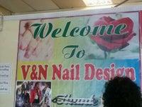 V & N Nail Design