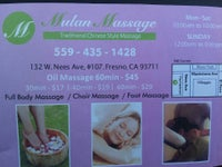 mulan massage