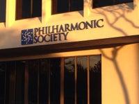 Philharmonic Society of Orange County