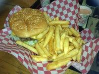 Gold-Rush Burgers